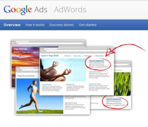 Pay Per Click Marketing, Google AdWords